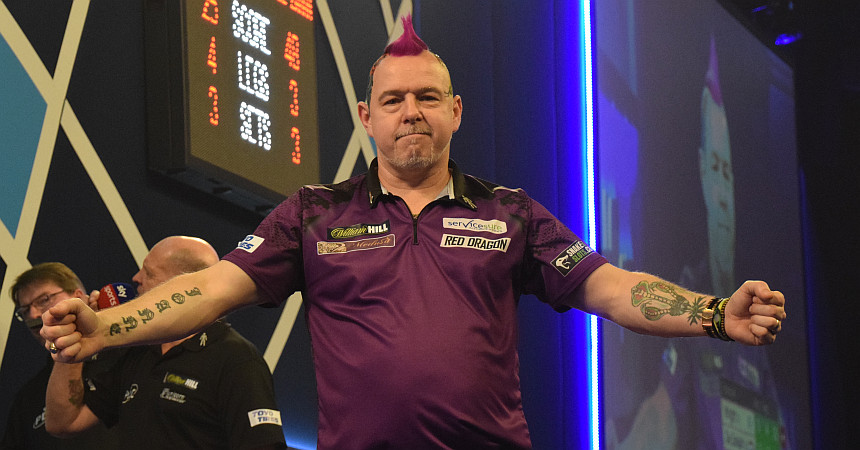 PDC WM 2020 - Tag 13 - Peter Wright