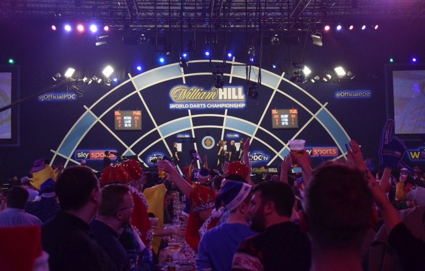 Darts Wm Pdc