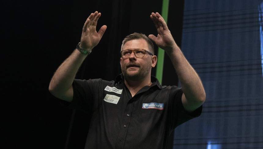 James Wade gewinnt Players Championship Nr. 18 in 2019