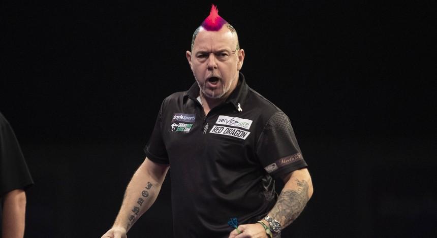 Peter Wright gewinnt die letzte Players Championship 2019