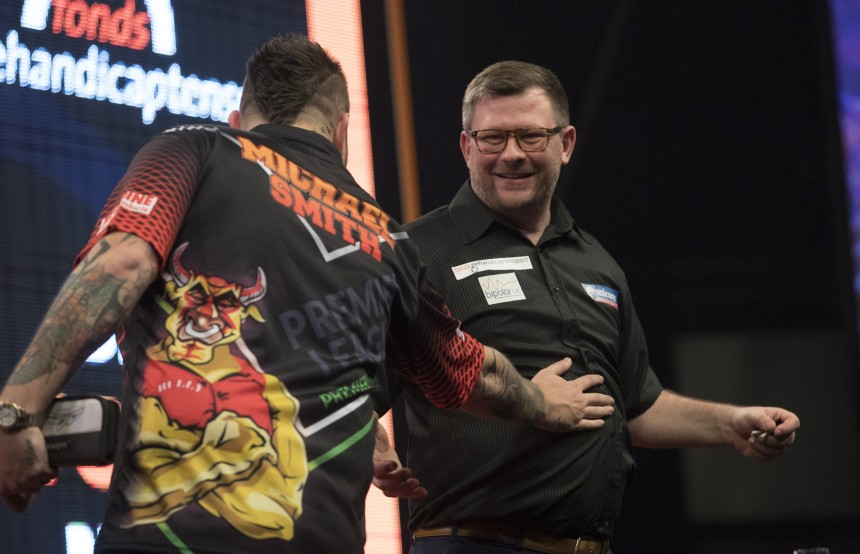 James Wade gewinnt Players Cmapionship 9 2019 gegen Michael Smith