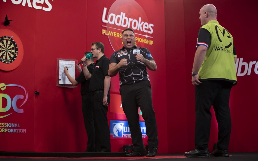 Players Championship Finals 2019 - Finale - Gerwyn Price