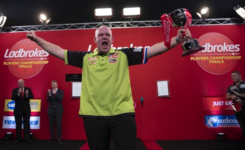 Players Championship Finals 2019 - Sieger - Michael van Gerwen
