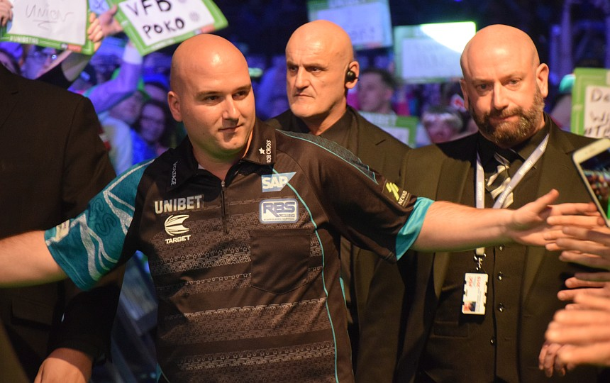 Premier League Darts 2019 - Spieltag 7 - Rob Cross