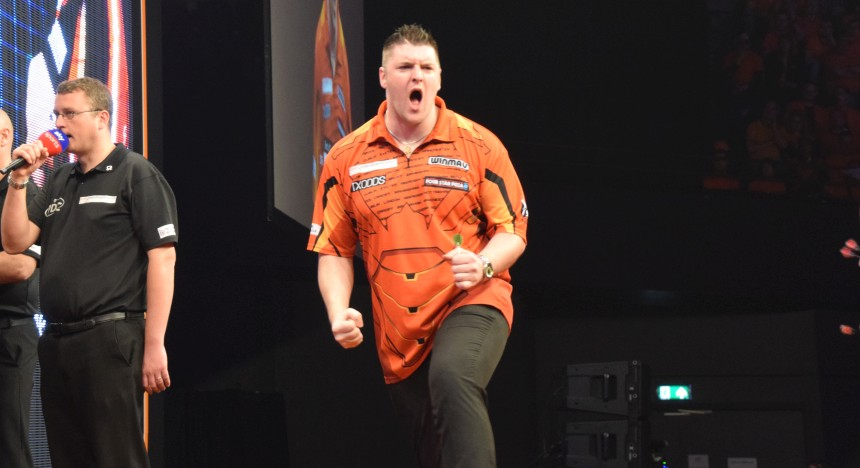 Premier League Rotterdam Judgement Night 2019 - Darryl Gurney