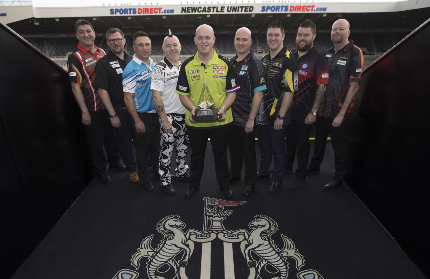 Premier League Darts 2019 - Gruppenfoto