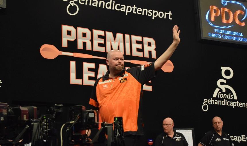 Raymond van Barneveld -Premier League Darts Rotterdam 2018
