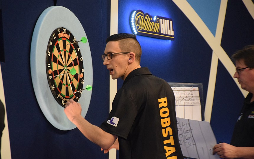 Super League Darts Germany 2019 - Spieltag 1 - Robert Marijanovic