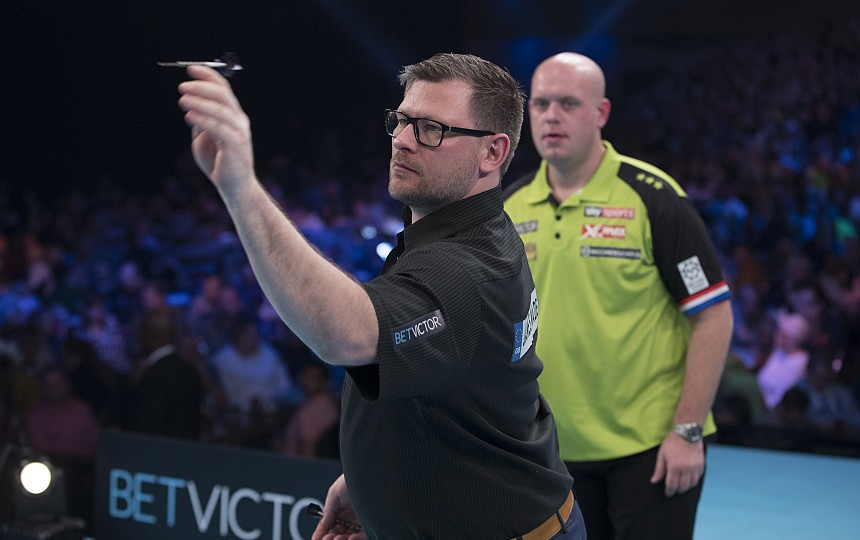 The Masters 2019 - Finale - James Wade