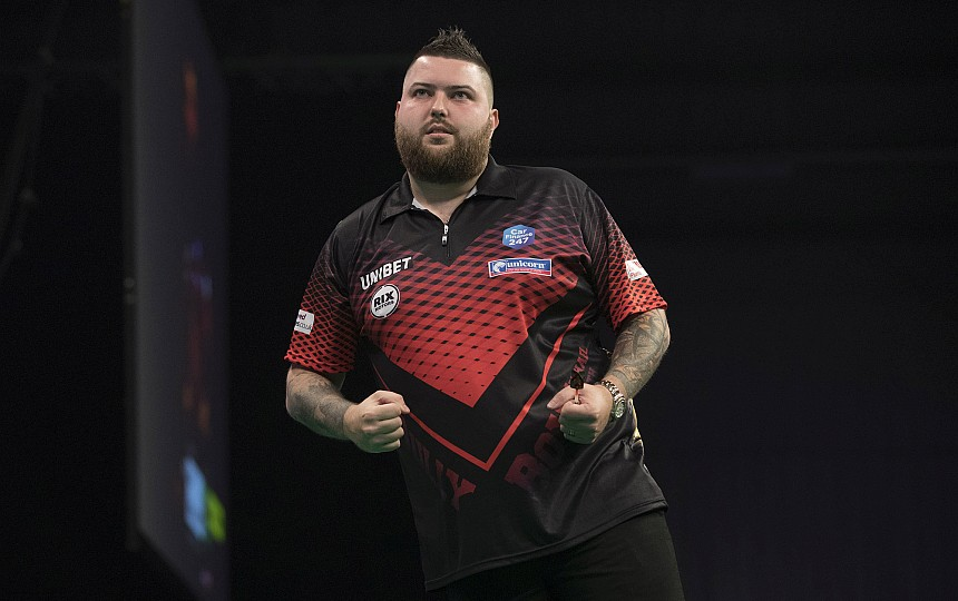 UK Open 2019 - Tag 2 - Abend - Michael Smith
