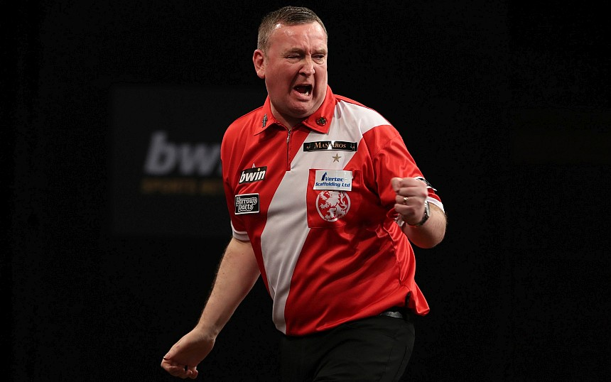 UK Q-School 2019 - Tag 4 - Glen Durrant