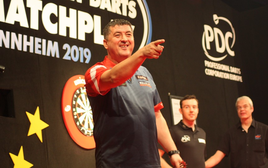 WM Countdown 2020 - Mensur Suljovic