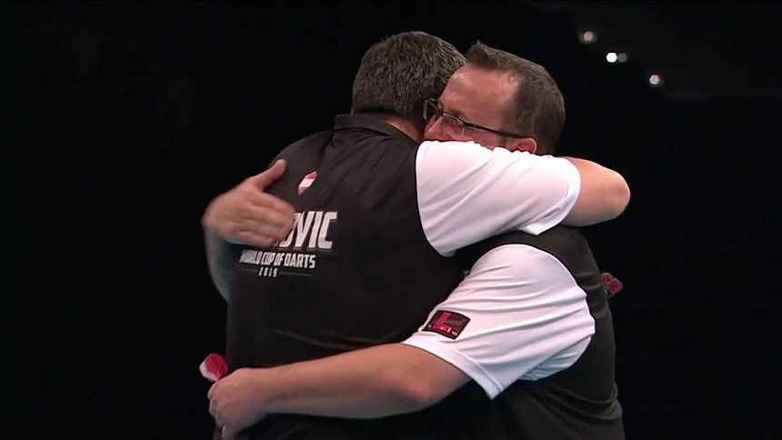 World Cup of Darts 2019 - Tag 2 - Team Austria