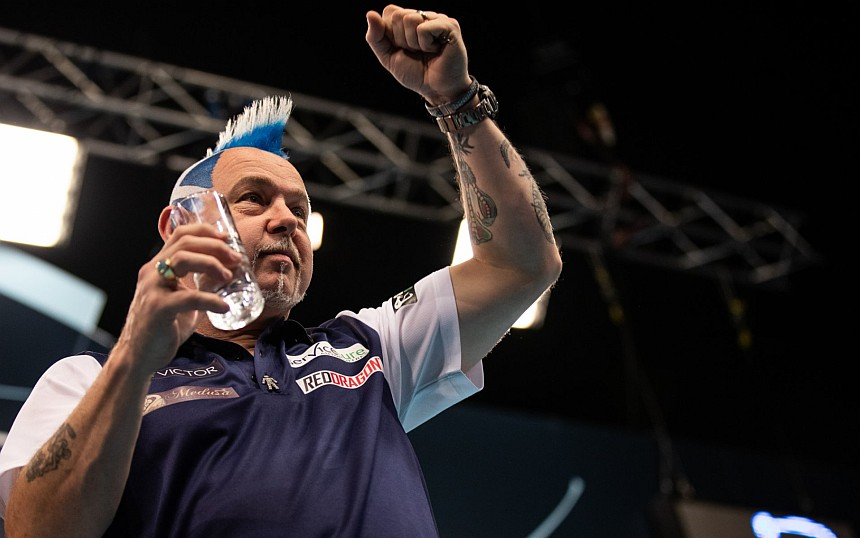 World Cup of Darts 2019 - Viertelfinale - Peter Wright