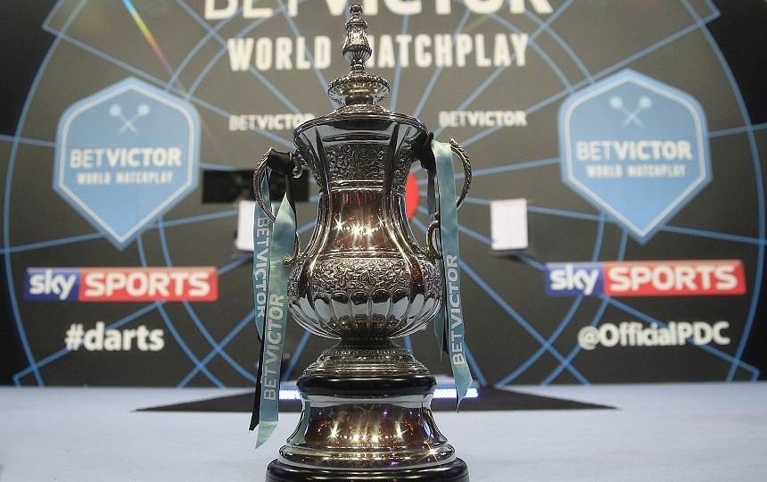 World Matchplay 2019 - Auslosung