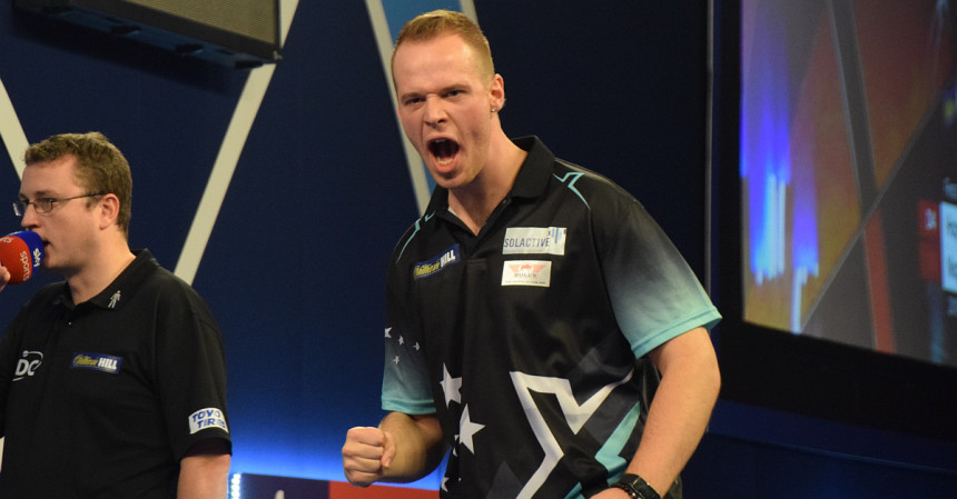 Max Hopp - Spieltag 1 World Matchplay 2019