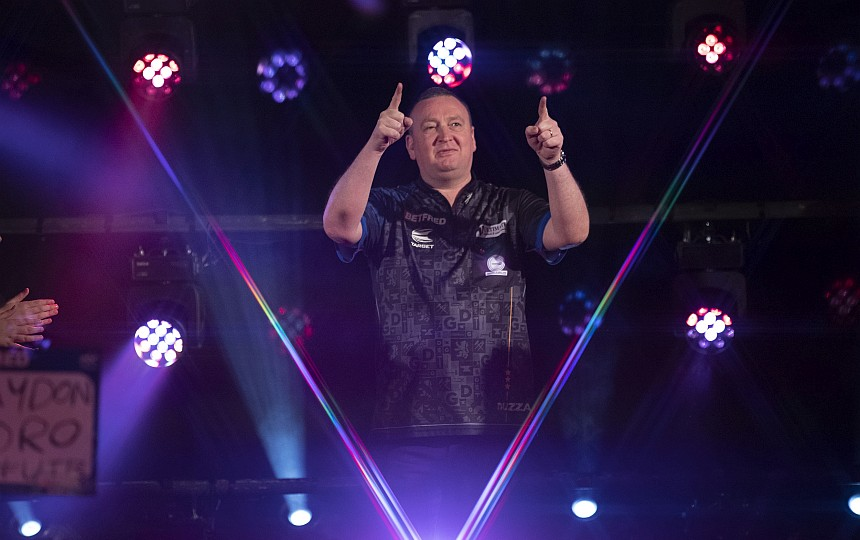 World Matchplay 2019 - Tag 6 - Glen Durrant