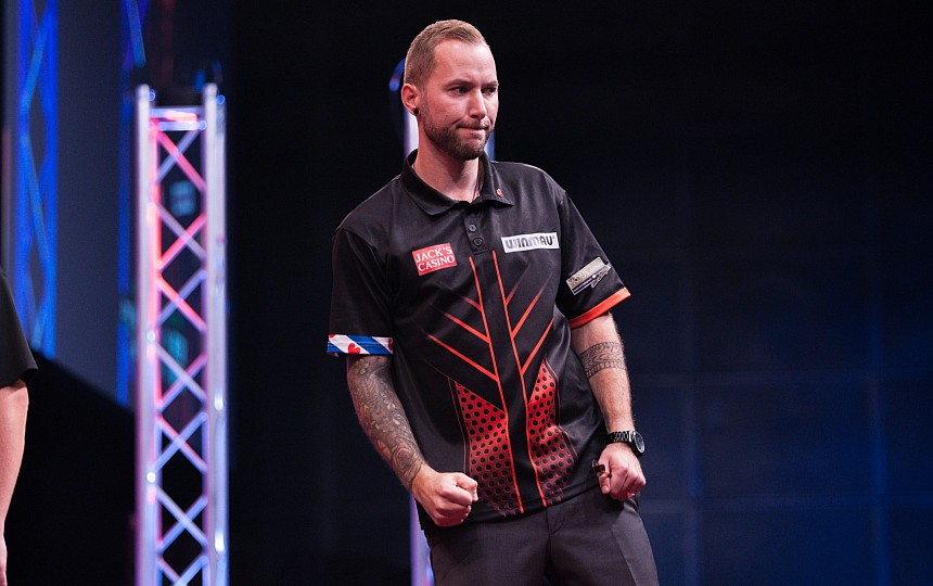 World Series Finals 2019 - Finale - Danny Noppert