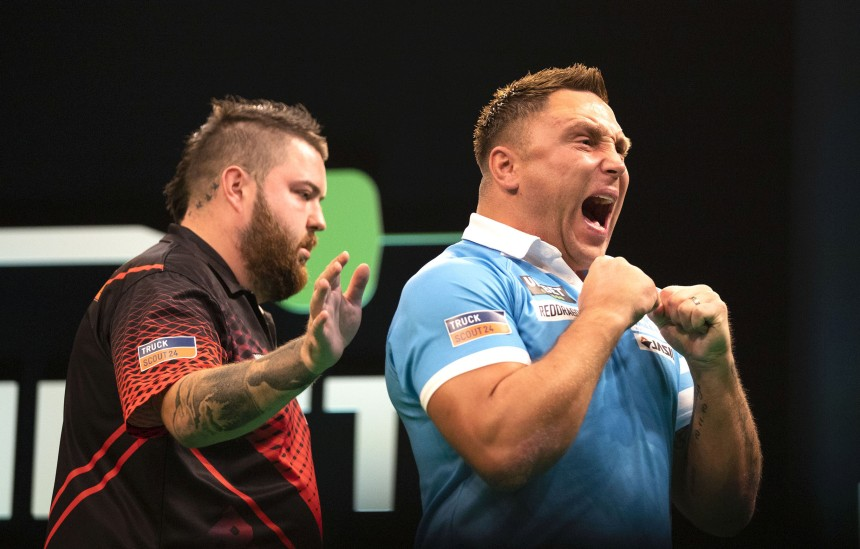 Gerwyn Price & Michael Smith