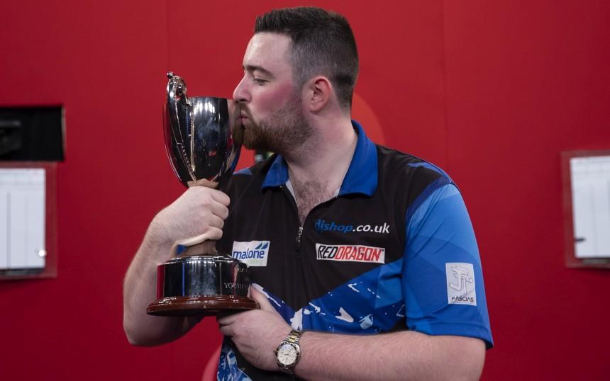 Luke Humphries gewinnt World Youth Championship