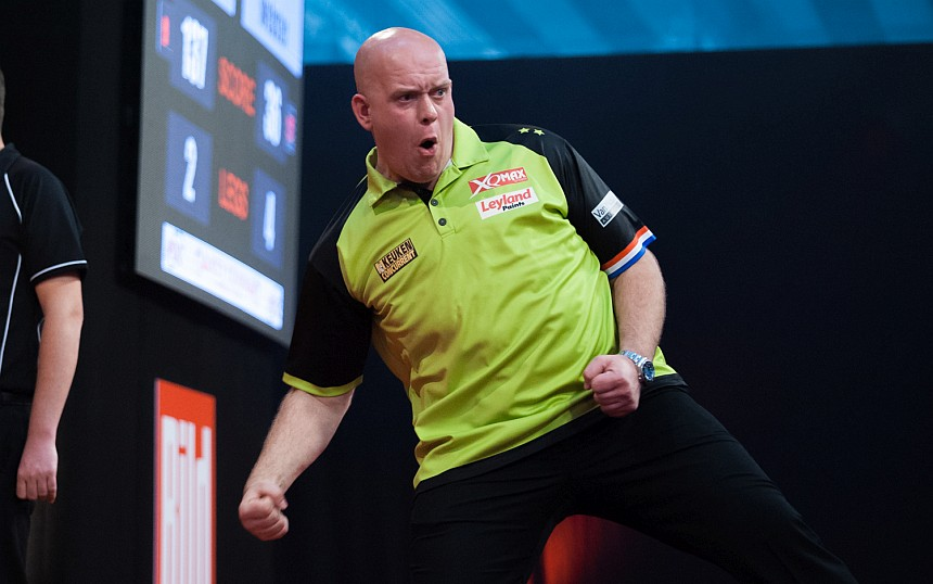 German Darts Grand Prix 2019