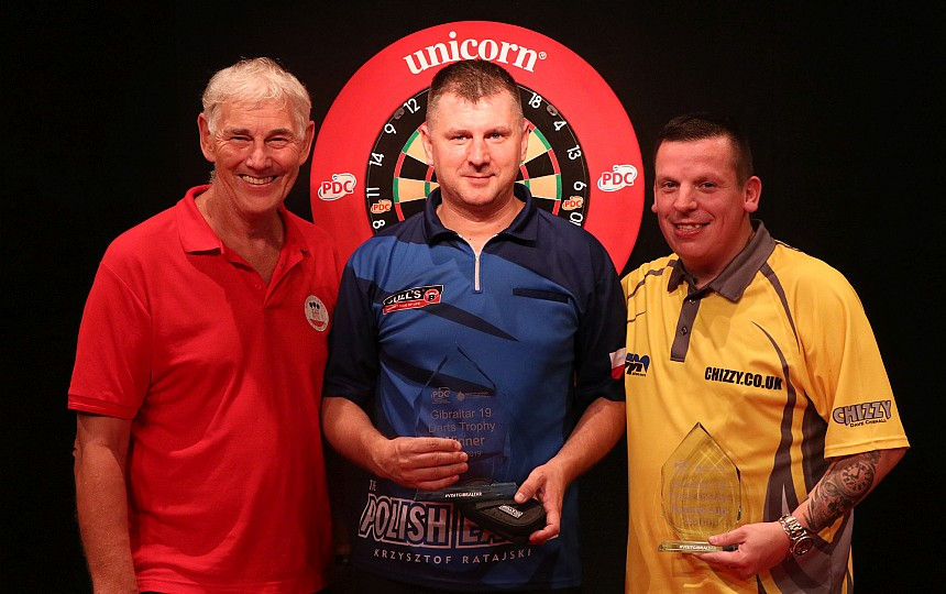 Gibraltar Darts Trophy 2019