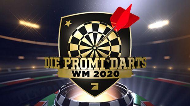 Promi Darts WM 2020 auf Pro7