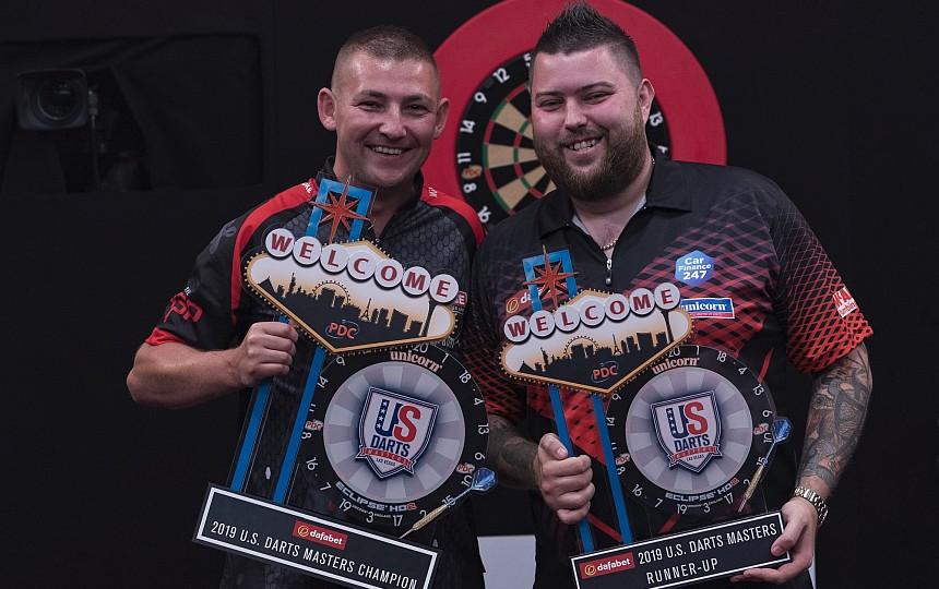 U.S. Darts Masters 2019