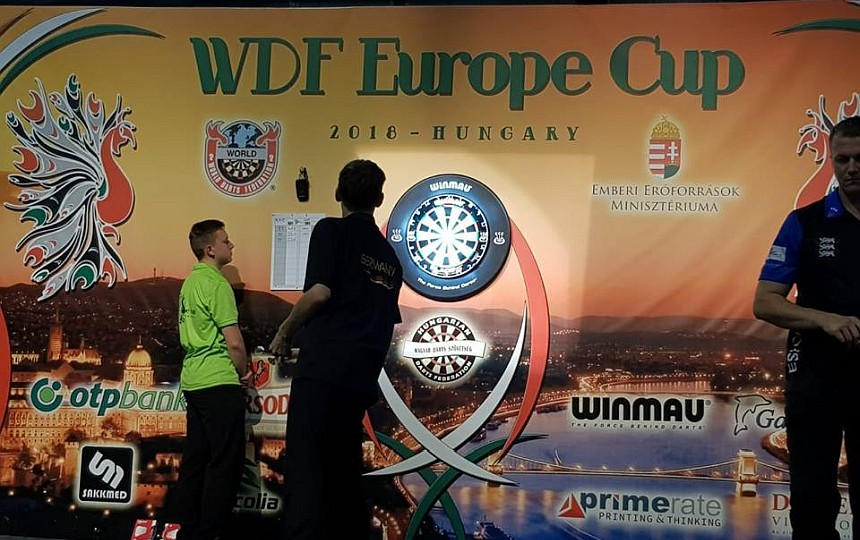 WDF Europe Cup