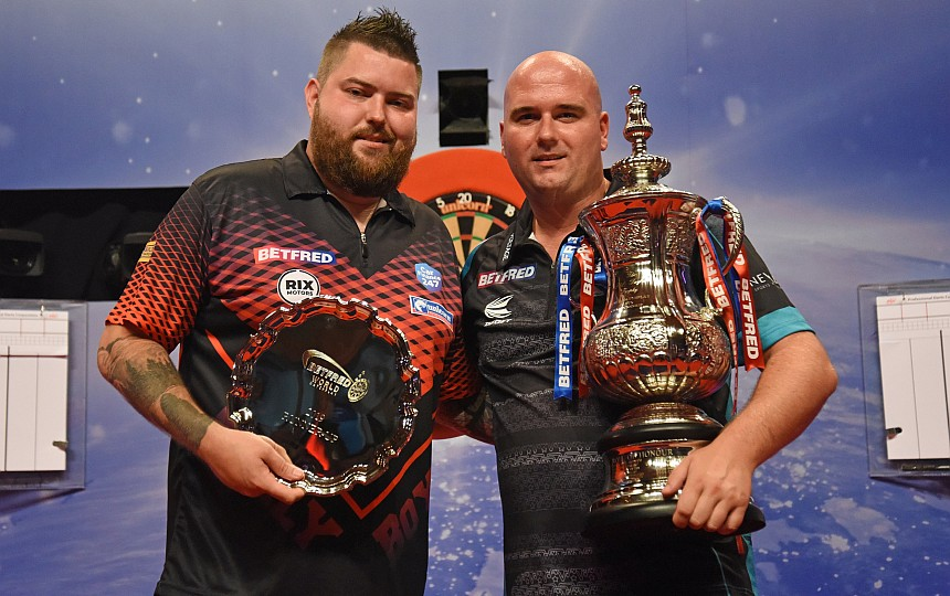 World Matchplay 2019