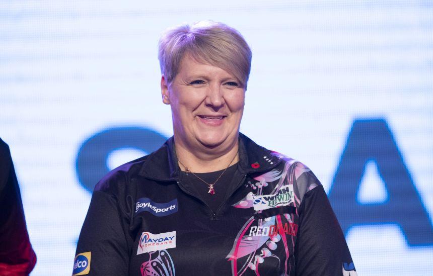 Lisa Ashton qualifiziert sich für den Grand Slam