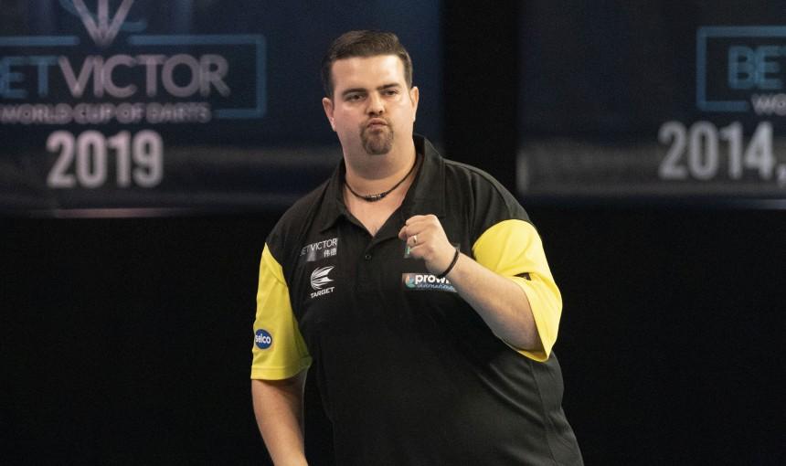 Gabriel Clemens qualifiziert sich für den Grand Slam of Darts 2020