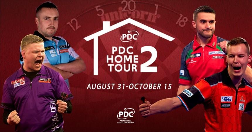 PDC Home Tour II