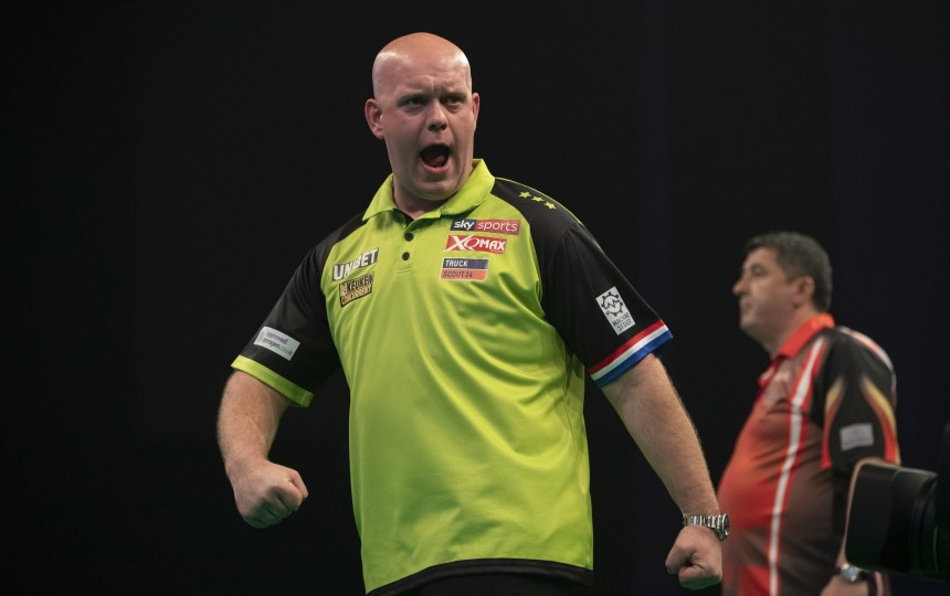 PDC Autumn Series - Tag 3 - Michael van Gerwen