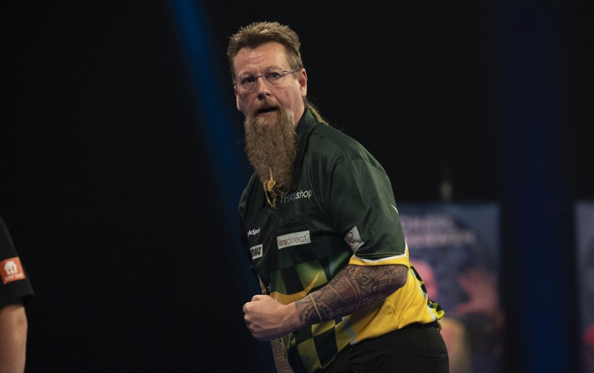 PDC Home Tour III - Woche 2 - Simon Whitlock