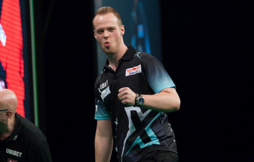 Max Hopp nimmt in Gruppe 8 an der zweiten Turnierphase teil