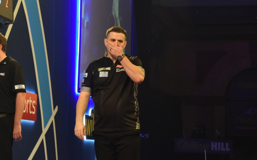 PDC Home Tour 2 - Luke Woodhouse