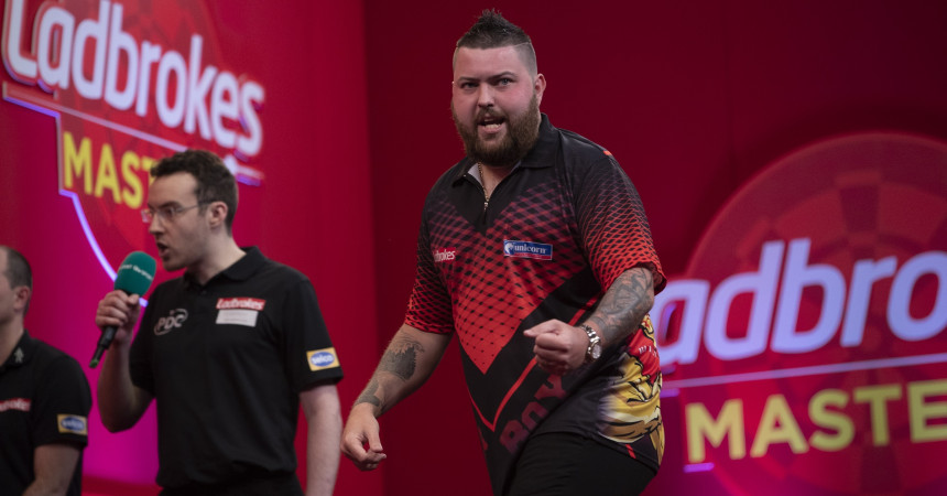 Masters 2020 Michael Smith