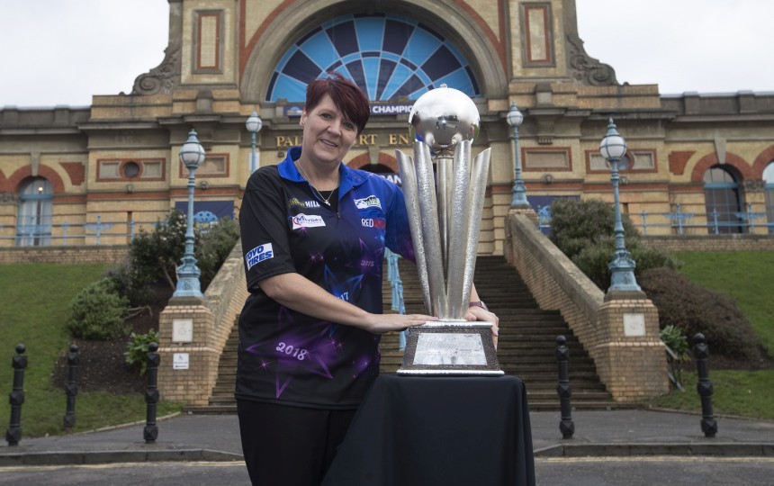 PDC Women's Series - Lisa Ashton