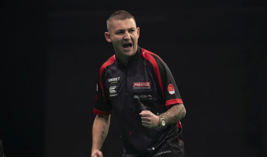 Nathan Aspinall gewinnt Players Championship 7 2020