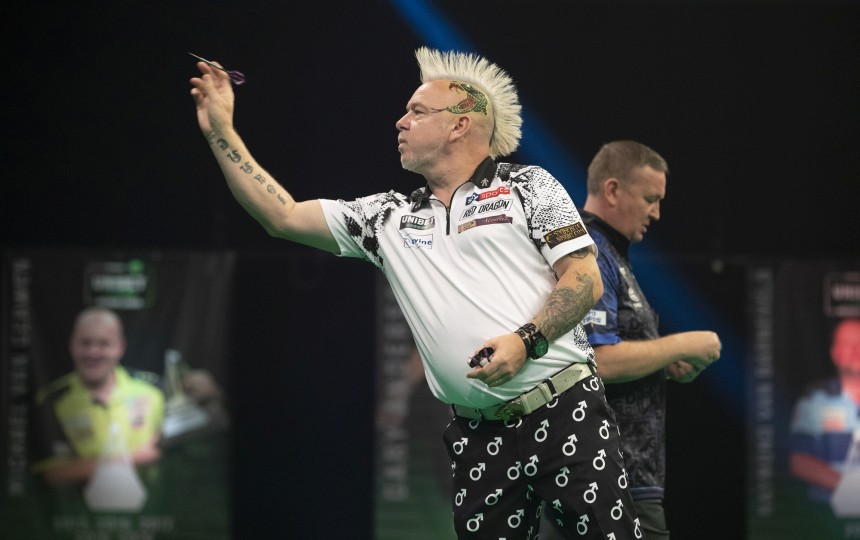 Premier League Darts - Spieltag 15 - Peter Wright