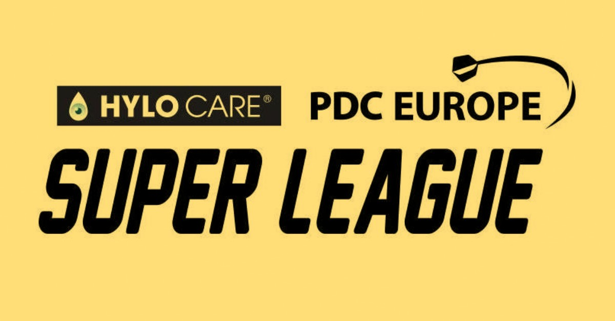 Super League Darts Germany