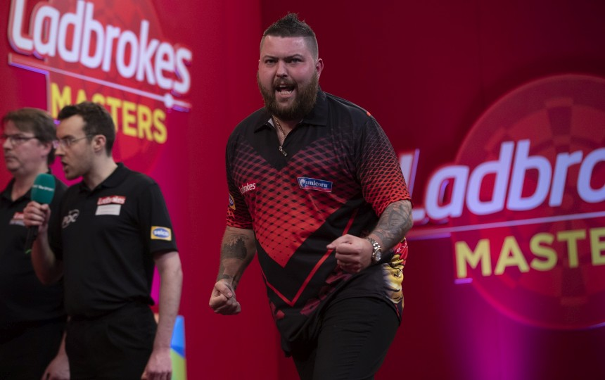 The Masters 2020 - Halbfinale - Michael Smith