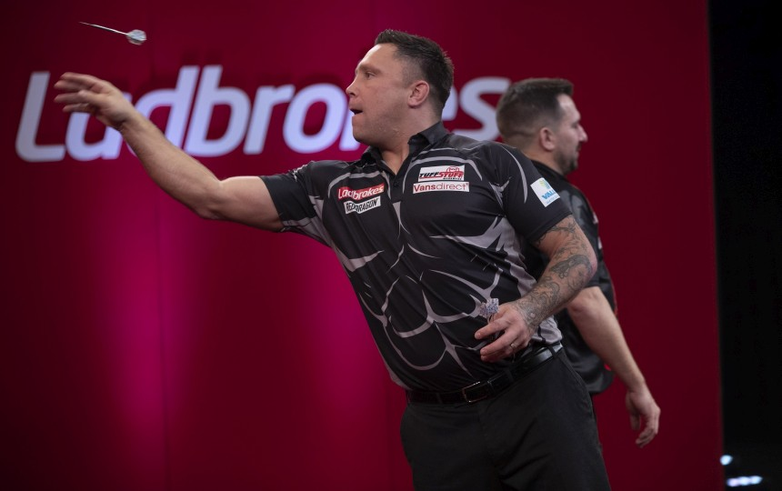 UK Open 2020 - Halbfinale - Gerwyn Price