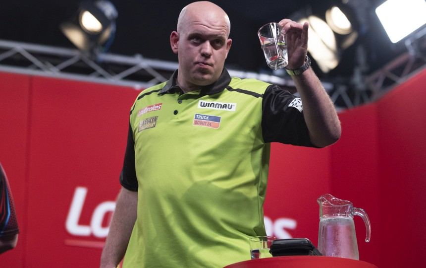 UK Open 2020 - Halbfinale - Michael van Gerwen