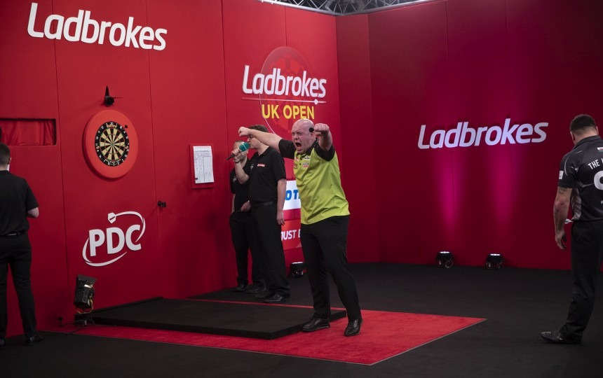 UK Open 2020 - Matchdart - Michael van Gerwen