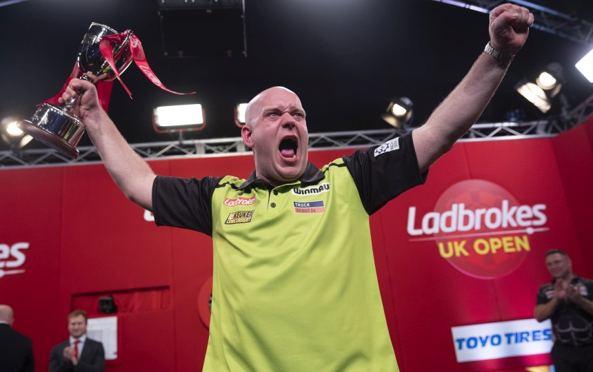 UK Open 2020 - Sieger - Michael van Gerwen