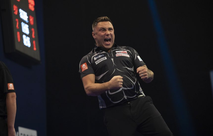 Gerwyn Price gewinnt den World Grand Prix 2020