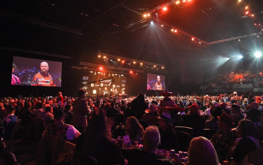 New South Wales Darts Masters 2021