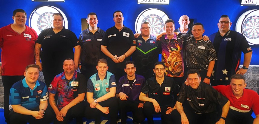 Super League Darts Germany 2020